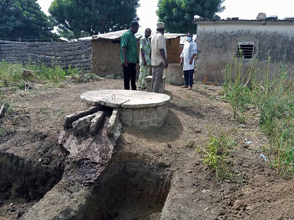 biodigester in Benin